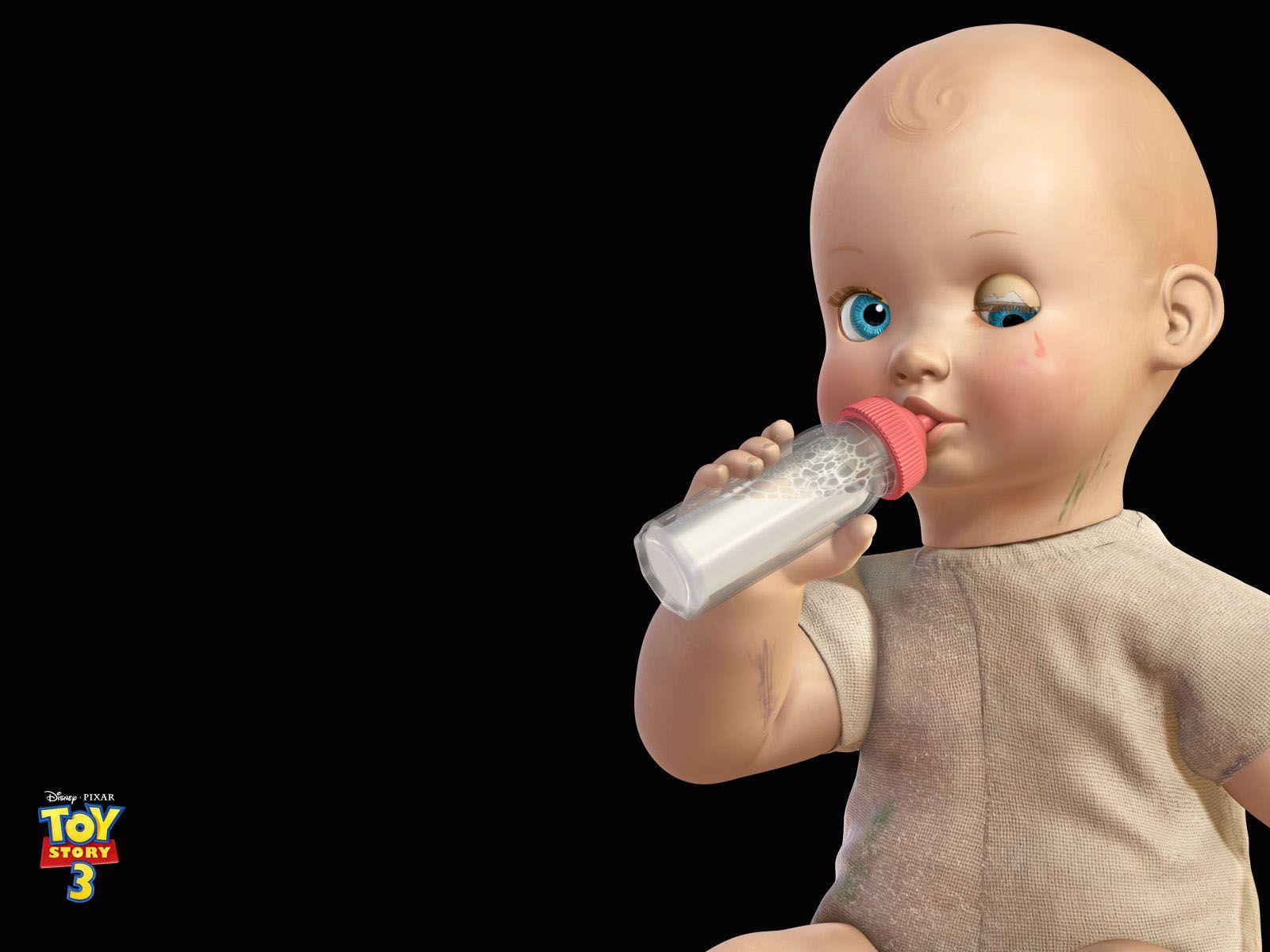 Big Baby Milk Bottle Wallpaper 1600x1200