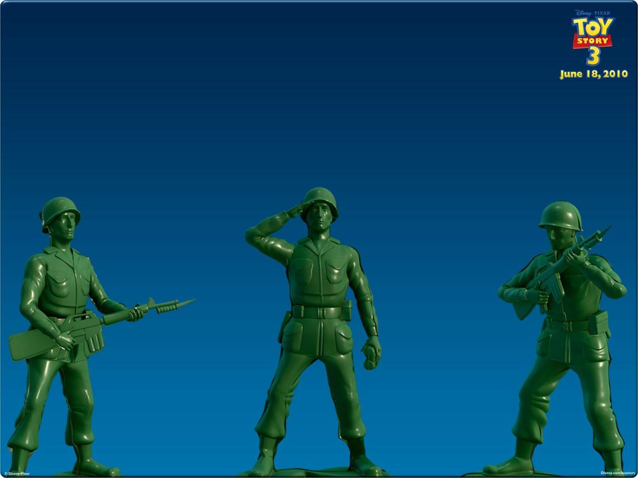 Bucket O Soldiers Portrait Wallpaper 1280x960