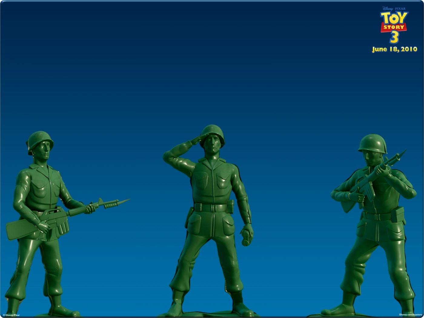 Bucket O Soldiers Portrait Wallpaper 1400x1050