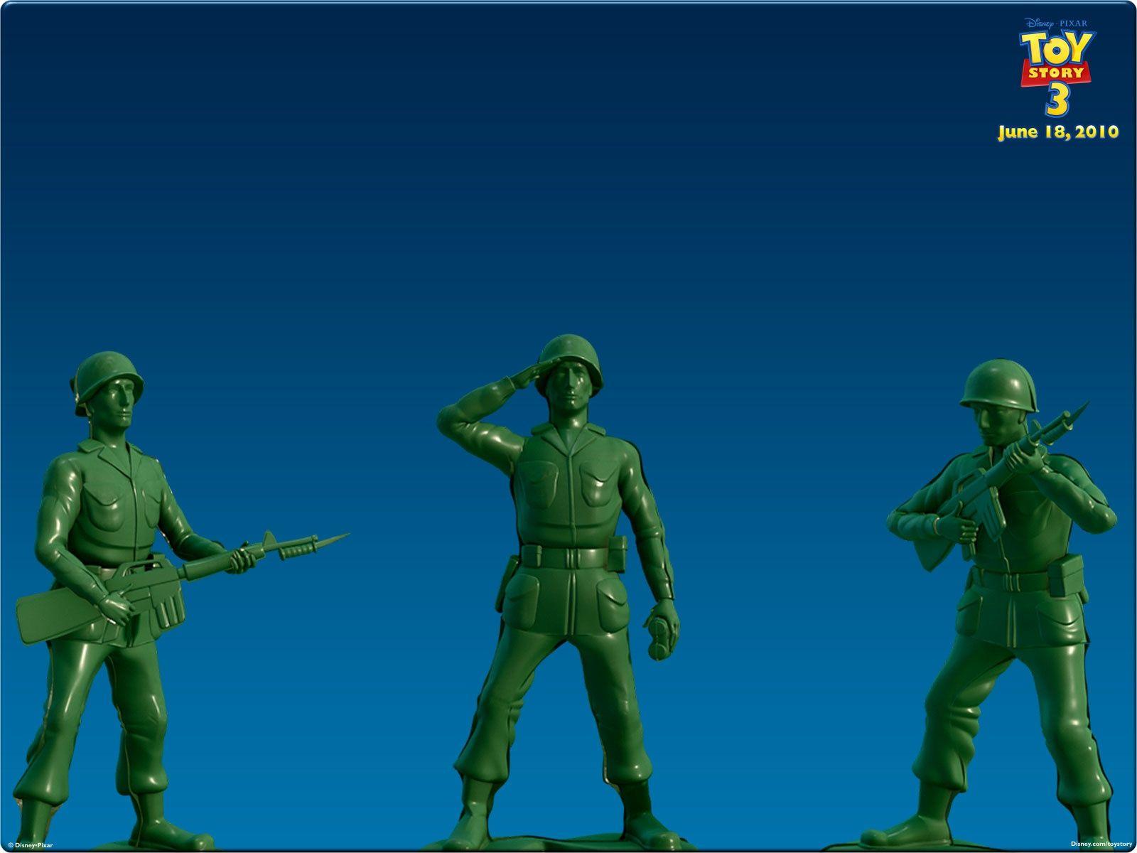 Bucket O Soldiers Portrait Wallpaper 1600x1200