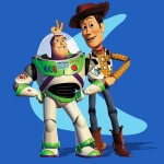 Buzz Lightyear And Woody Portrait Wallpaper