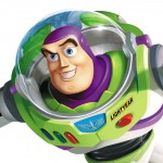 Buzz Lightyear Closeup Top View Wallpaper