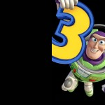 Buzz Lightyear Portrait Half Wallpaper