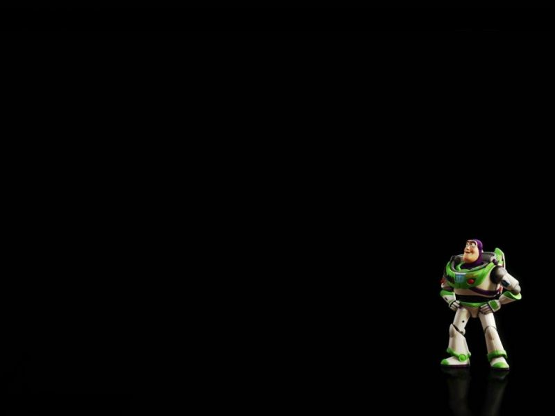 buzz lightyear wallpaper. Buzz Lightyear Small Black