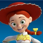 Jessie Headshot Toy Story 3 Wallpaper