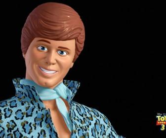 Ken Headshot Toy Story 3 Wallpaper