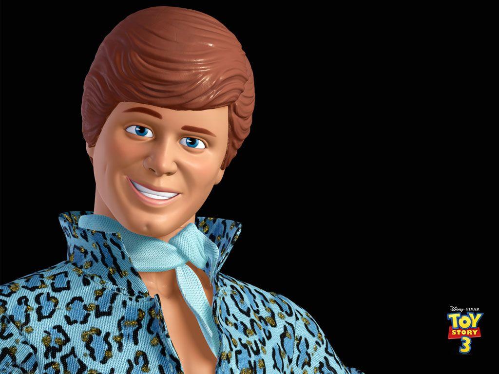 Ken Headshot Toy Story 3 Wallpaper 1024x768