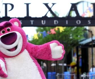 Lots O At Pixar Studios Wallpaper