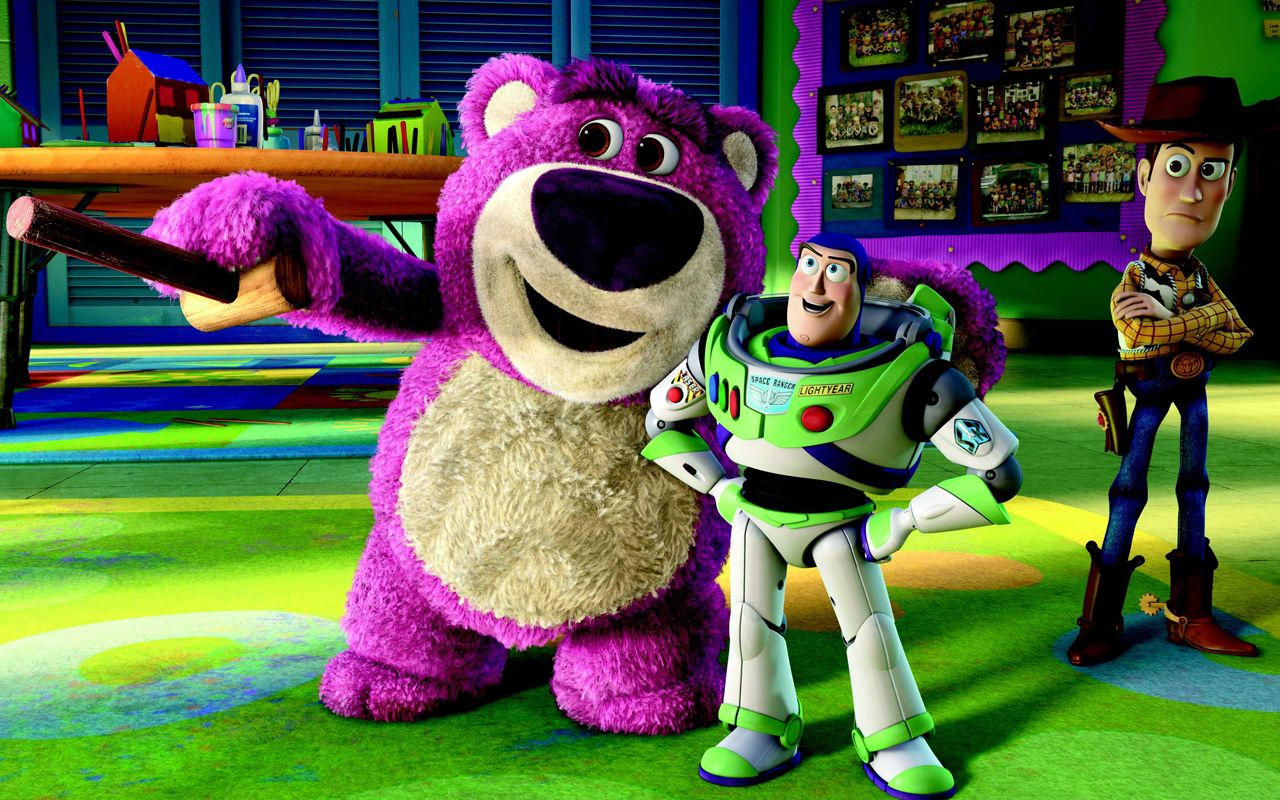 Lots O With Buzz And Woody Wallpaper 1280x800