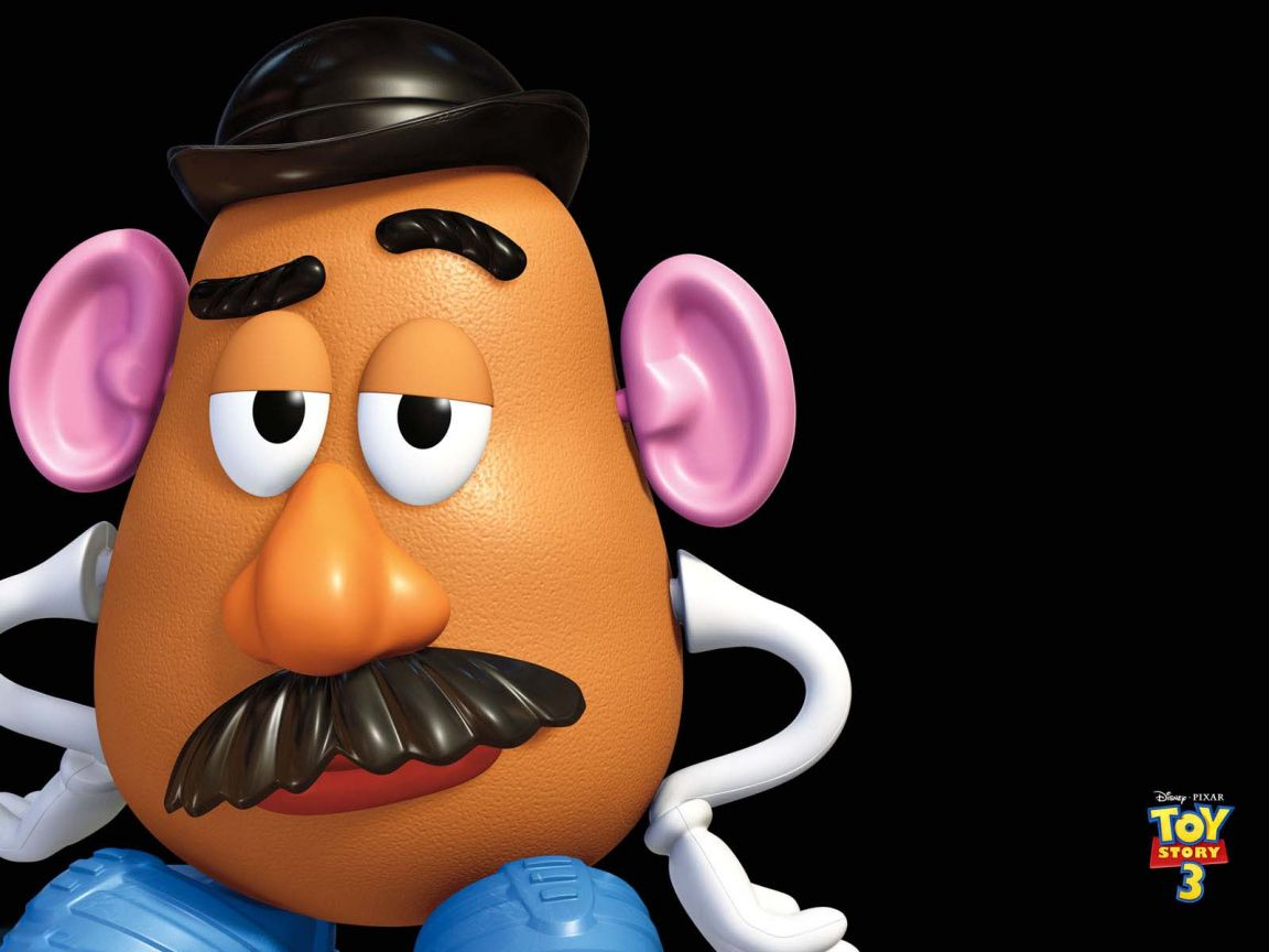 Mr Potatohead Headshot Wallpaper 1152x864