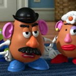 Mrs Potatohead Lose One Eye Wallpaper