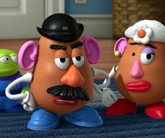 Mrs Potatohead Lose One Eye Wallpaper