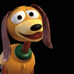 Slinky Dog Closeup Wallpaper