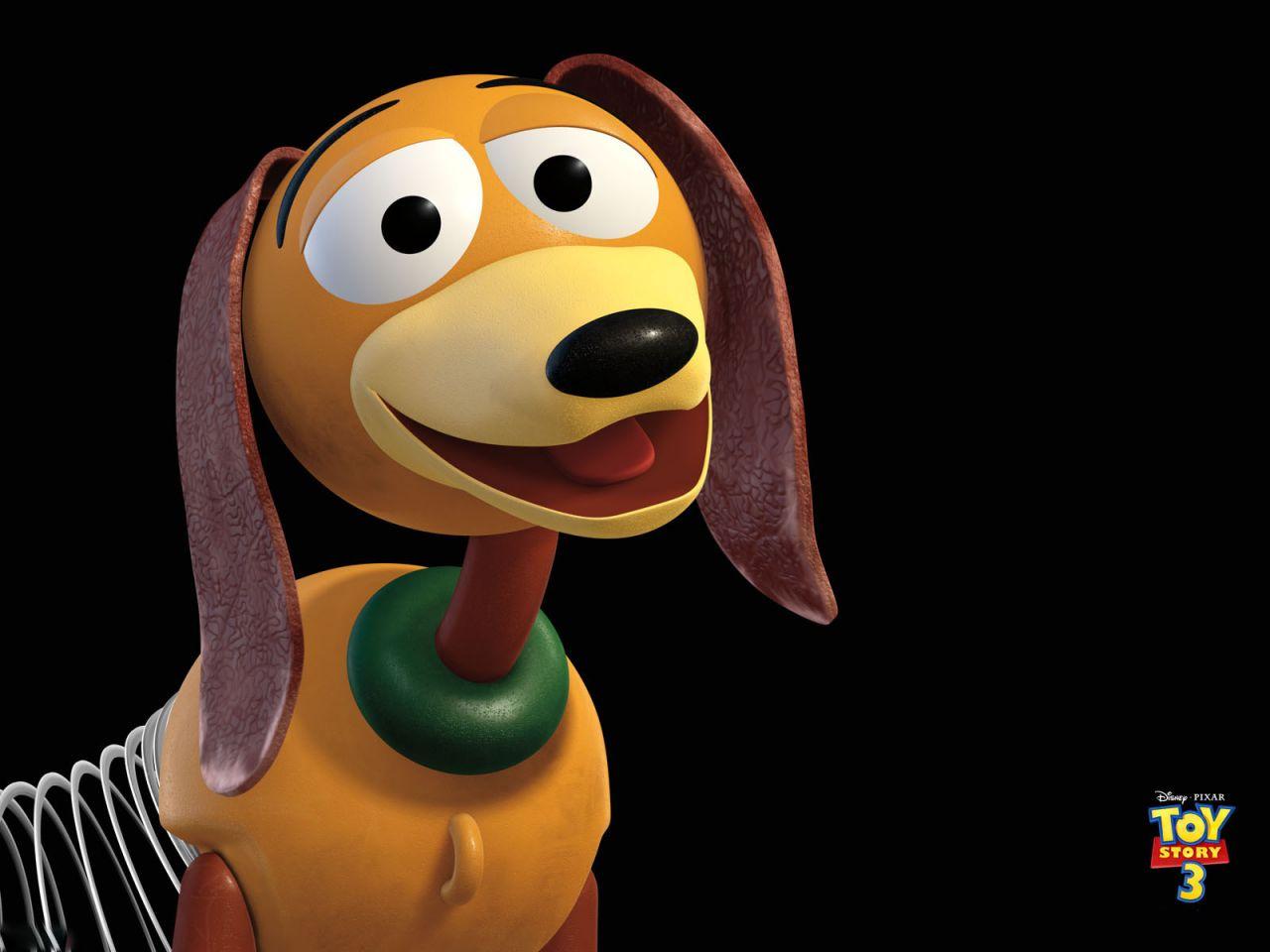 Slinky Dog Closeup Wallpaper 1280x960
