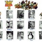 Toy Story 2 Signed Photos Wallpaper