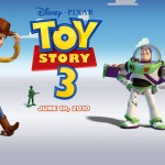 Toy Story 3 Poster Wallpaper