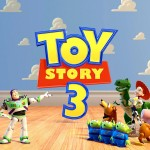 Toy Story 3 Title With Characters Wallpaper