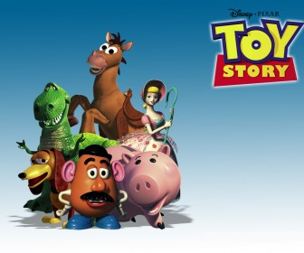 Toy Story Characters Portrait Wallpaper