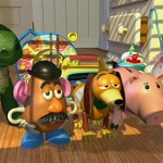 Toy Story Characters Screenshot Wallpaper
