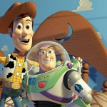 Woody And Buzz Closeup Wallpaper