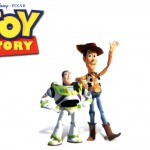 Woody And Buzz White Background Wallpaper