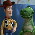 Woody And Rex Talking Wallpaper