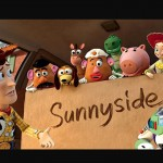 Woody At The Sunnyside Wallpaper