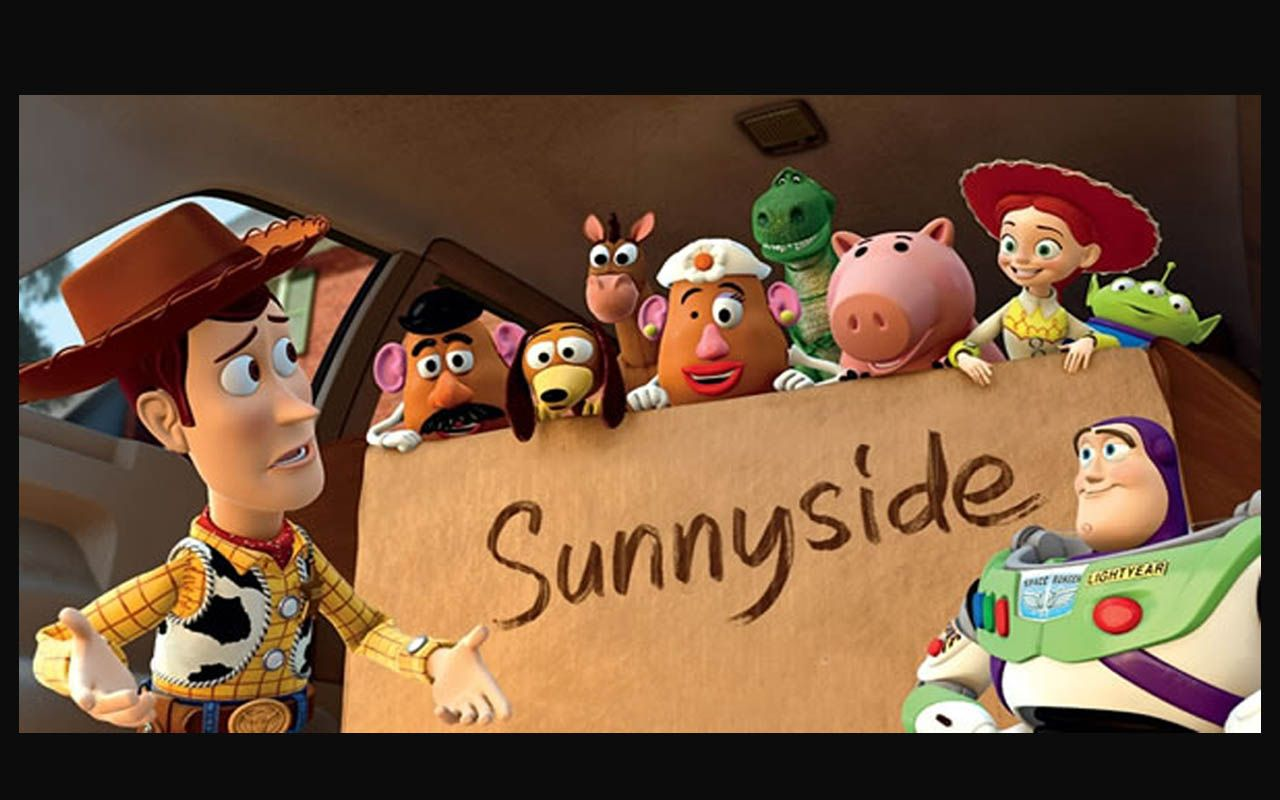 Woody At The Sunnyside Wallpaper 1280x800