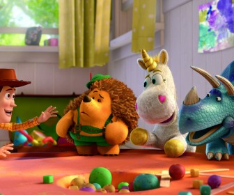 Woody Buttercup Trixie And Mr Pricklepants Wallpaper
