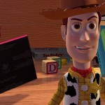 Woody Closeup Grin Wallpaper