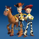 Woody Jessie And Bullseye Wallpaper