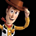 Woody Portrait Holding Hat Wallpaper